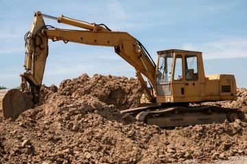 Få byggeprojektet godt fra start med de rette graveskovle