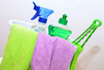 Professionelle rengøringsmidler til engros
