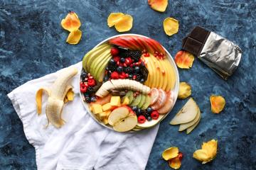 En frugtordning er en gave til arbejdspladsen