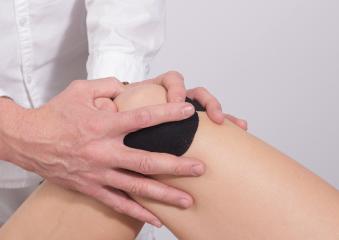 Sådan passer du på dit knæ