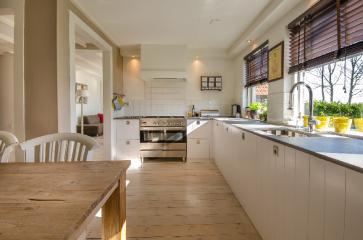 Udstyr til køkkenet du skal have, når du flytter hjemmefra
