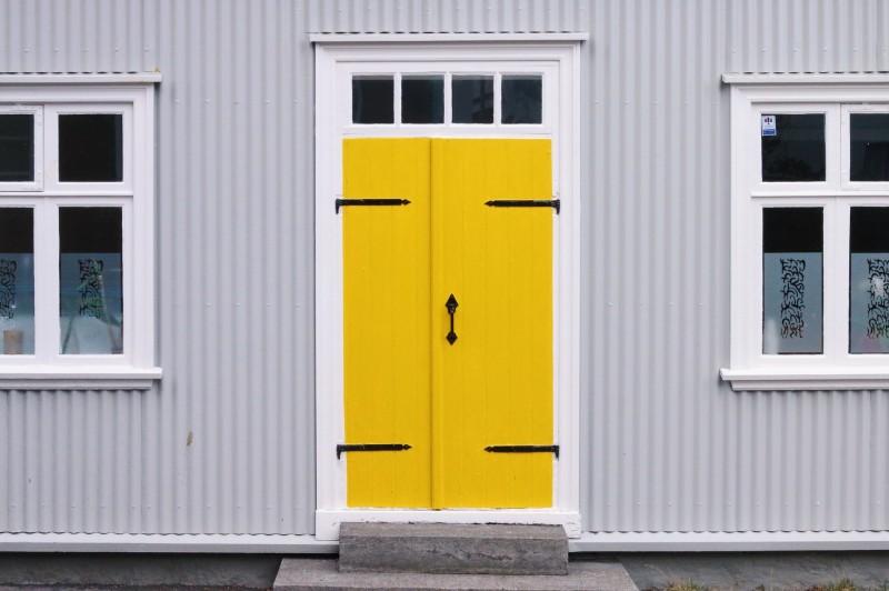 Vælg den rette dør til dit hjem